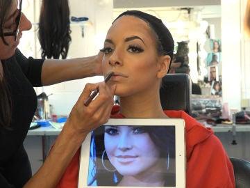 La increíble transformación de Ana Guerra para convertirse en Becky G en 'Tu cara me suena'