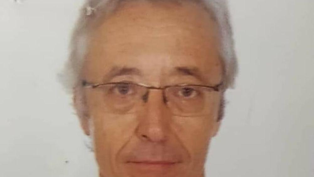 José Luis Bernal, el parapentista desaparecido
