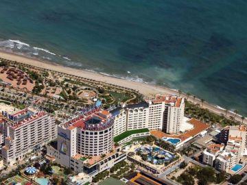 Vista aérea de Marina d'Or, Castellón