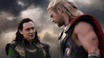 Tom Hiddleston revela su escena favorita en 'Thor: Ragnarok' junto a Chris Hemsworth