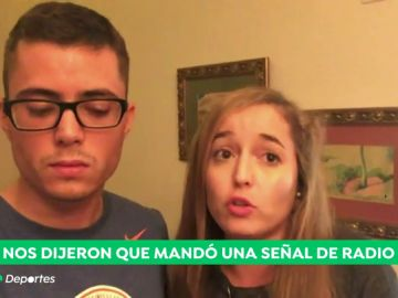 """Los hijos del parapentista español atrapado en la India: """"Están poniendo excusas"""""""