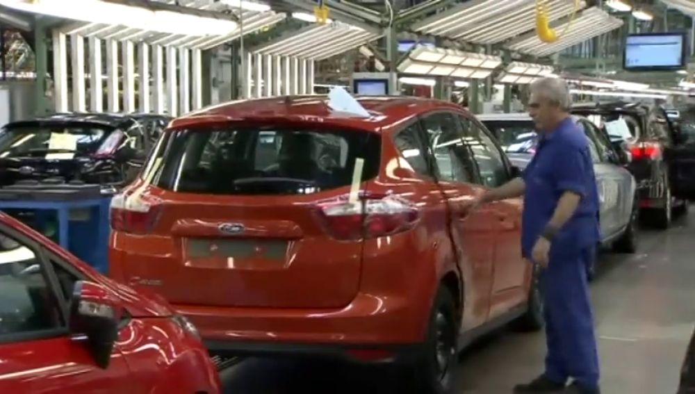 Ford anuncia un ERE temporal en su fábrica de Valencia por la caída de ventas