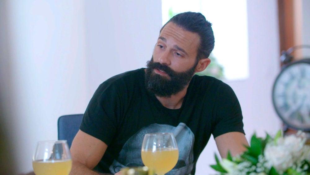"""Miquel: """"Quiero que Joana sea la mujer de mi vida y luego tener entretenimientos fuera de casa, es un hobbie"""""""