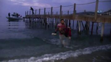 Dos niños mueren ahogados frente a las costas de Turquía