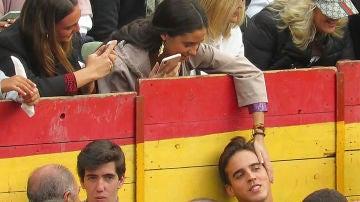 Victoria Federica, cariñosa con Gonzalo Caballero
