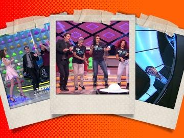 Crossover presentadores en Antena 3