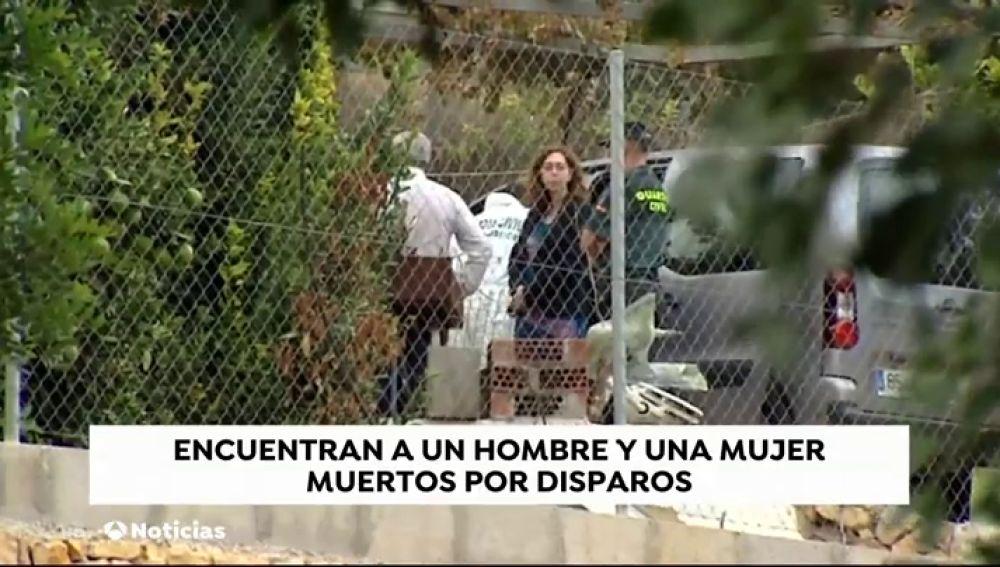 La Guardia Civil investiga la muerte de un hombre y una mujer en una vivienda de Finestrat, Alicante