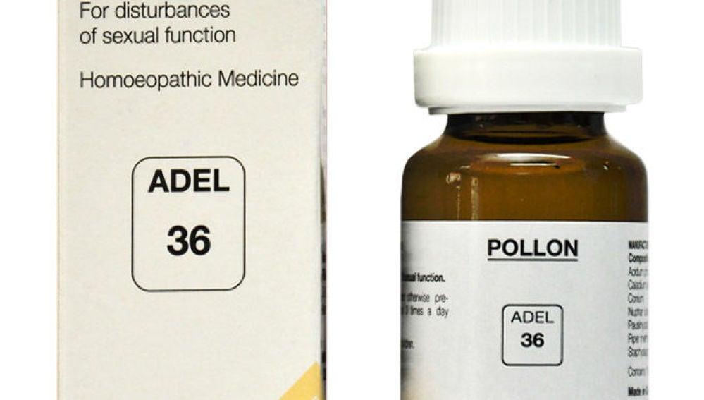 Medicina homeopática pollon