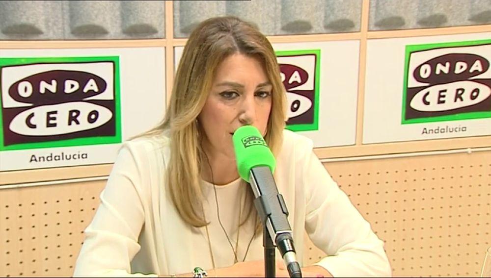 "Susana Díaz: ""la ONU no veta vender corbetas a Arabia Saudí"""