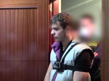 Patrick Nogueira se sienta en el banquillo por los crímenes de Pioz