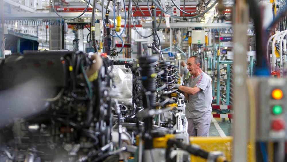 Planta de producción de PSA Citroën Vigo