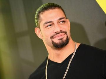 El luchador de WWE Roman Reigns