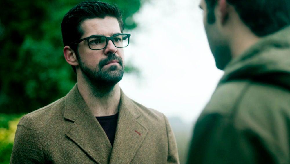 """Jon, decepcionado tras la confesión de Javier: """"La realidad es que 'aita' se estaba tirando a mi novia"""""""