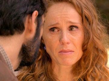 Natalia acepta la propuesta de Miguel