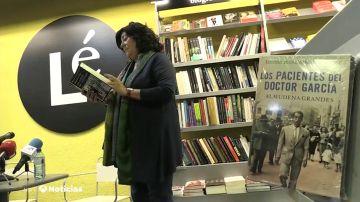 Almudena Grandes, Premio Nacional de Narrativa por su novela 'Los pacientes del doctor García'