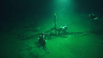 Hallado el barco hundido intacto más antiguo conocido