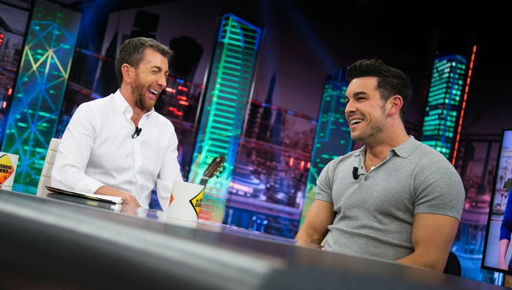 Pablo Motos descubre en 'El Hormiguero 3.0' la razón del gran pique entre Mario y Óscar Casas