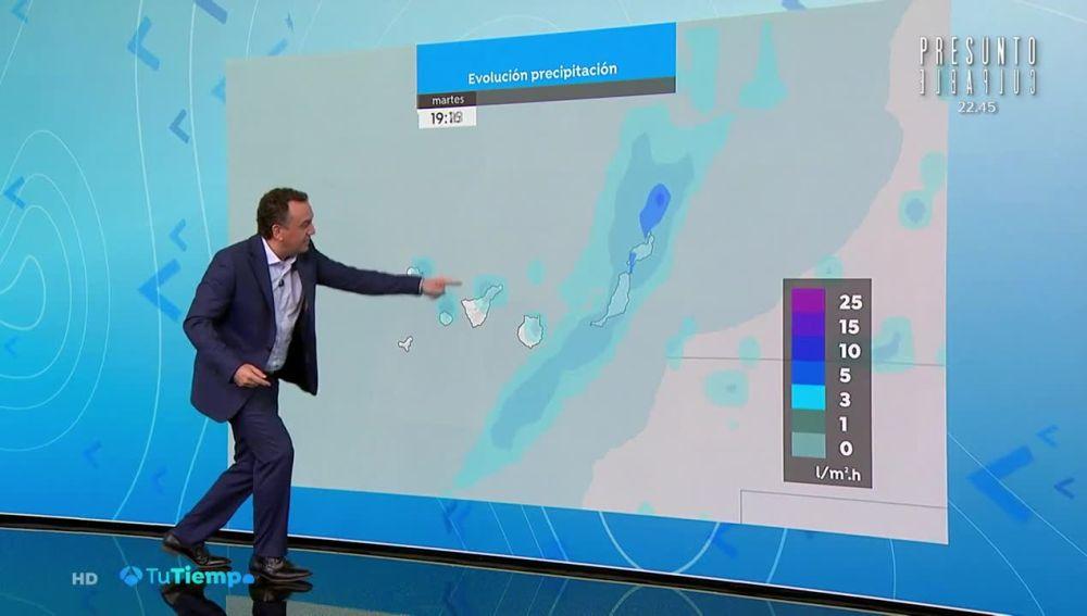 Tiempo estable y cielos poco nubosos en la Península y Baleares