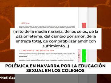 Las escuelas navarras impondrán juegos eróticos infantiles a niños de 0 a 6 años
