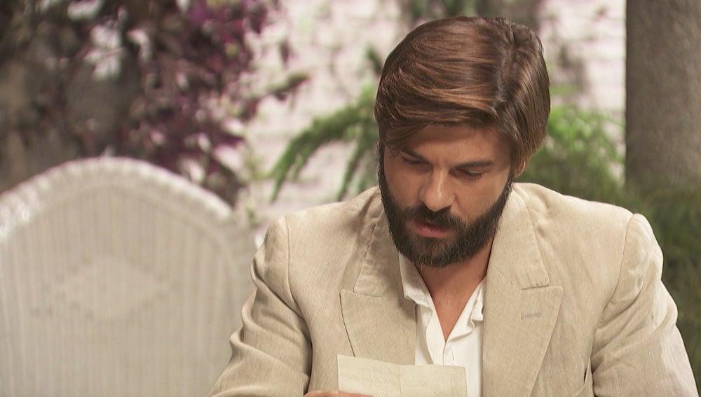 El gran trato que Fernando propone a Gonzalo para conseguir conquistar a María