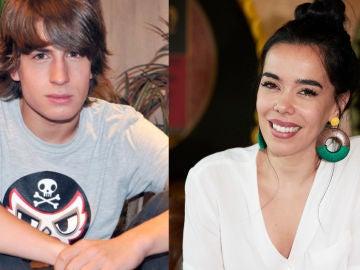 Mario Marzo y Beatriz Luengo