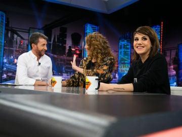 """María Castro, sobre el rodaje de 'Amar es para siempre': """"A las 12 de la mañana ya tengo 6 secuencias grabadas"""""""