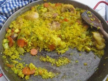 El arroz dejará de ser un plato culpable...