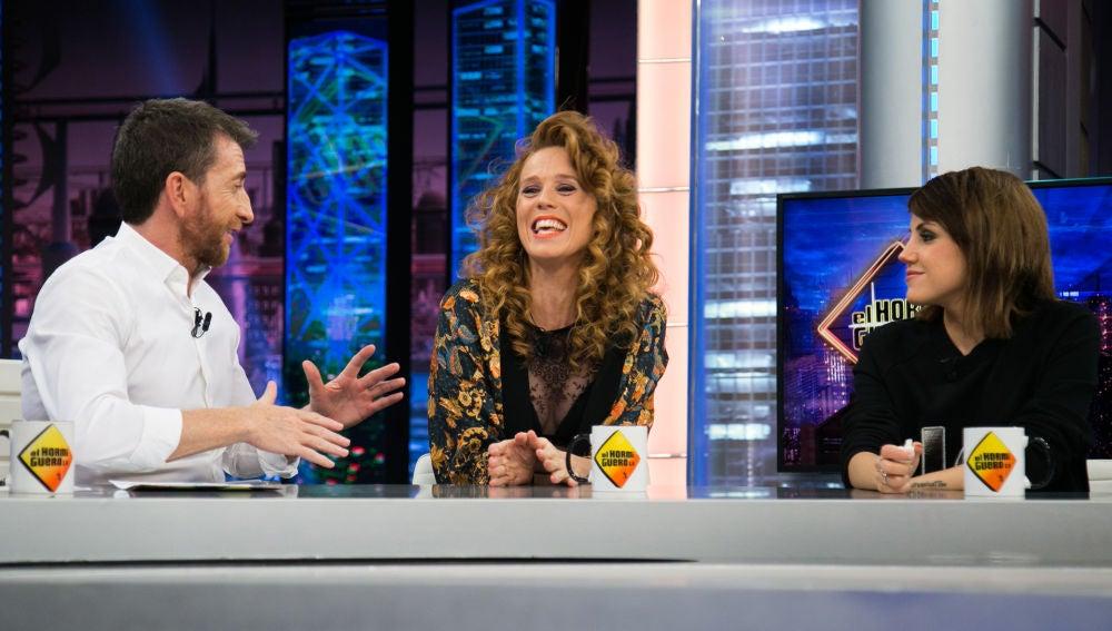 La similitud entre Angy Fernández y el personaje que interpreta en 'Amar es para siempre'