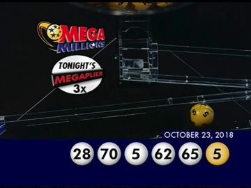 Ya hay ganador del Mega Millions: 1.600 millones de dólares