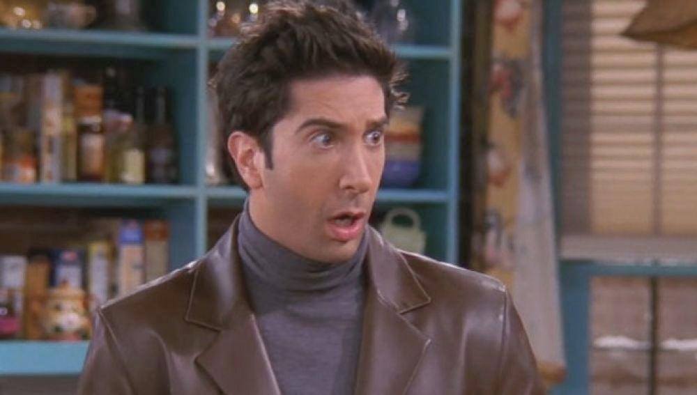 David Schwimmer, Ross Geller en 'Friends'