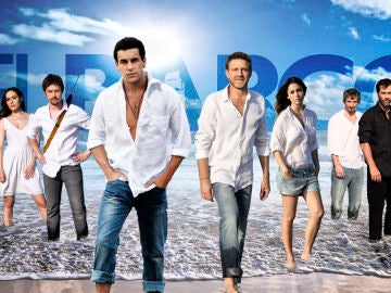 Los protagonistas de 'El Barco', ¿a quién te pareces más?