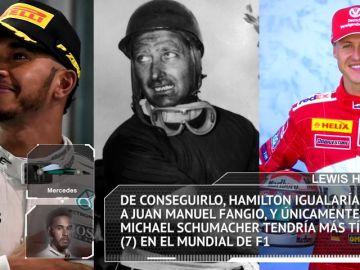 Fórmula 1: Los datos y estadísticas del GP de México 2018