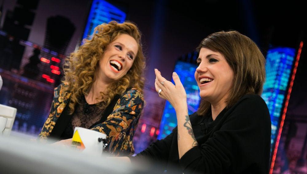 María Castro revive muy emocionada su pedida de mano en 'El Hormiguero 3.0'