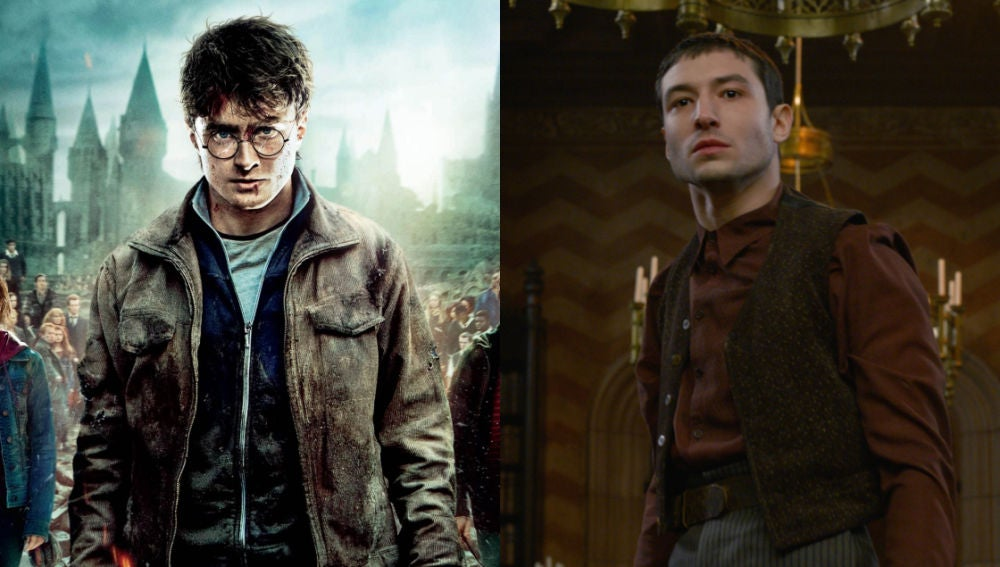 Harry Potter y Credence