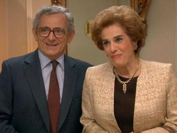 Benigna y Quintero, juntos en un evento importante