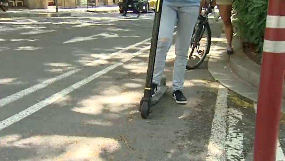 Fallece tras ser atropellada cuando circulaba en patinete por Sabadell