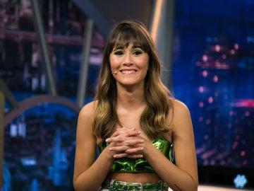 Aitana habla en 'El Hormiguero 3.0' sobre las polémicas que le rodean