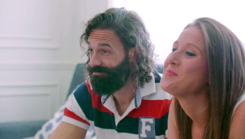 Miquel y Mónica, ¿Celosos de la relación entre sus parejas?