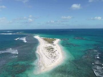El huracán Walaka se traga una isla de Hawai muy rica ecológicamente