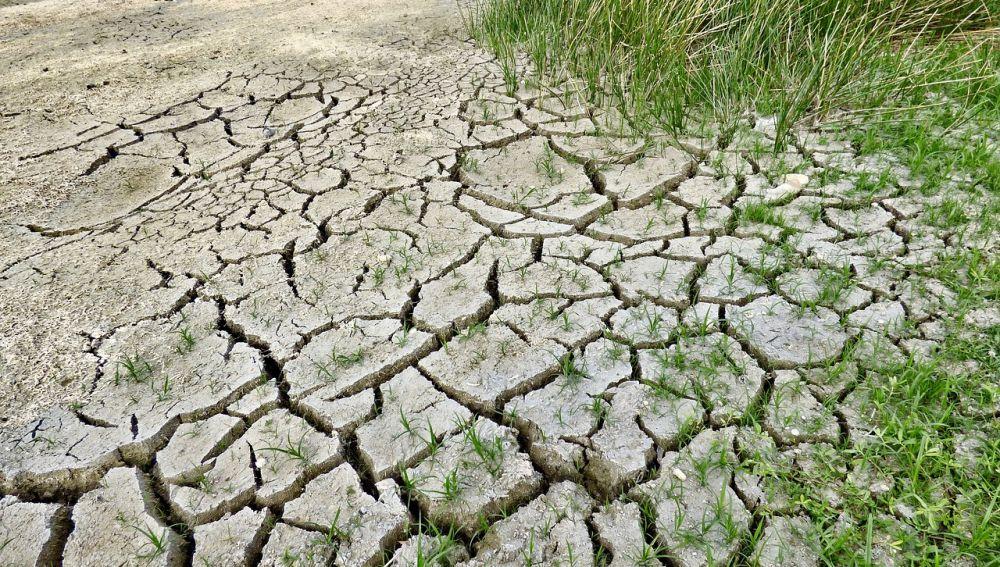 Tierra sequía