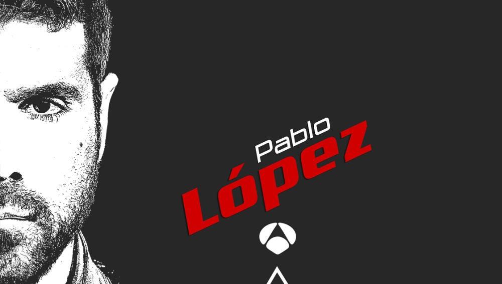 Pablo López, coach de 'La Voz' en Antena 3