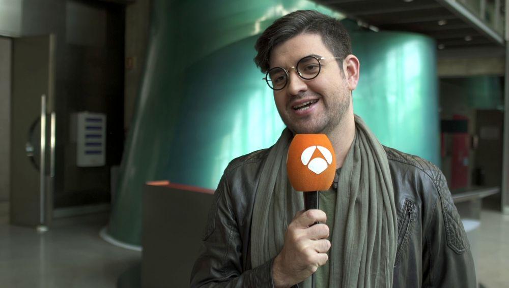 "Manu Sánchez: ""Mi objetivo al imitar a MC Hammer es terminar vivo"""