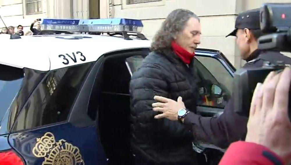Sito miñanco llega a la Audiencia de Pontevedra para ser juzgado por blanqueo de capitales
