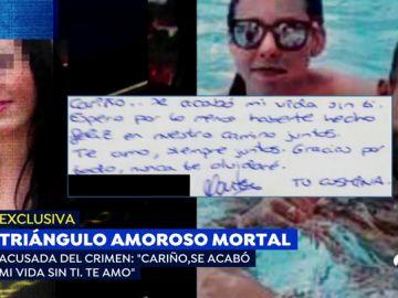 'Espejo Público' desvela el impactante mensaje que le escribió la 'viuda negra de Langreo' a su marido tras el crimen