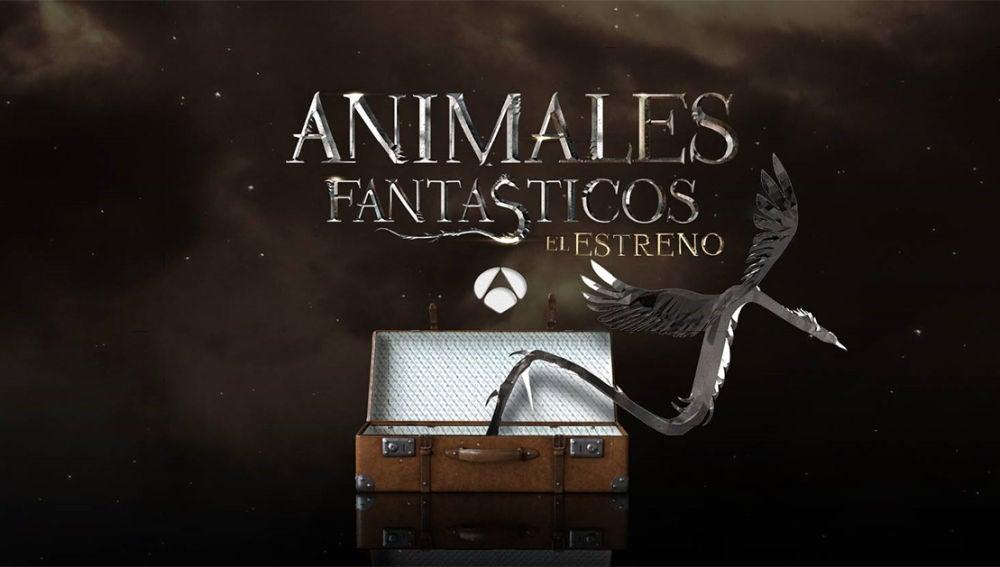'Animales Fantásticos: El estreno'