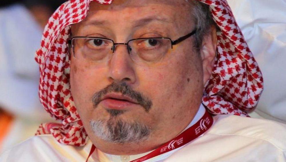 Salah Khashoggi, hijo del periodista opositor saudí asesinado Jamal Khashoggi