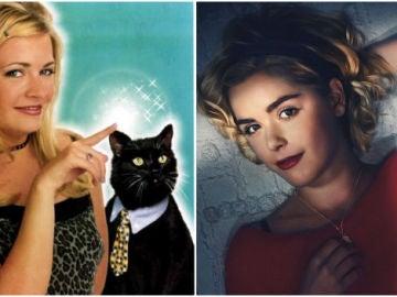 'Sabrina, cosas de brujas' y 'Las escalofriantes aventuras de Sabrina'