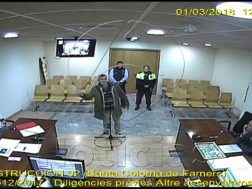 La declaración de Magentí, el acusado por los crímenes del pantano de Susqueda