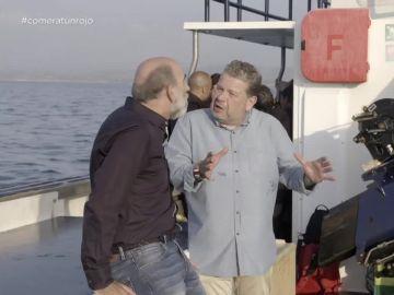 Alberto Chicote en '¿Te lo vas a comer?'