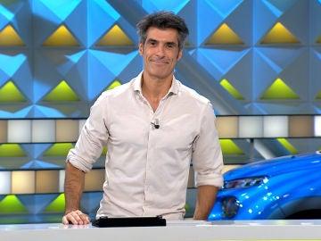 El difícil reto que Jorge Fernández ha aceptado para el próximo martes, ¿cumplirá con su palabra?